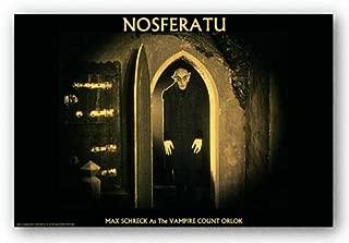 Nosferatu - Max Schreck as the Vampire Count Orlok 24