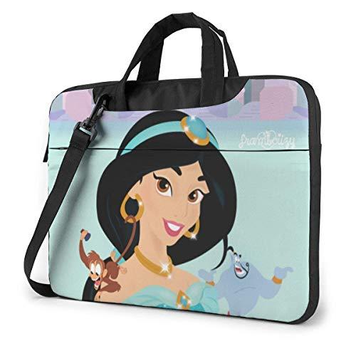 15.6 Inch Laptop Bag Aladdin Laptop Briefcase Shoulder Menger Bag Case Sleeve