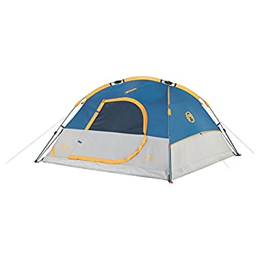 Coleman Camping 3 Person Flatiron Instant Dome Tent