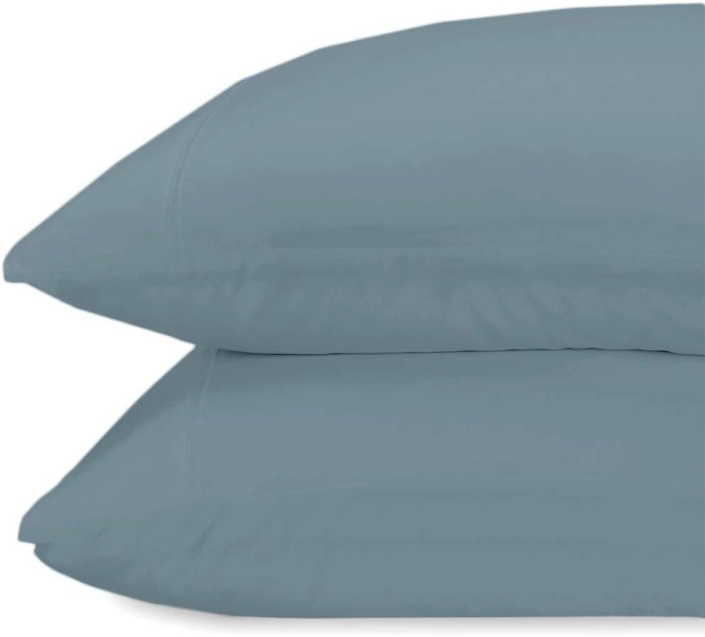 Jennifer Adams 2 Piece King Light Pillowcase Ranking TOP9 Denim Shipping included