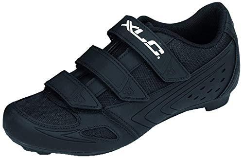 XLC Cb-R04, Chaussures de Vélo de Route Homme, Noir, 39 EU