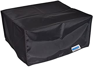 Comp Bind Technology Printer Dust Cover for HP DesignJet T830 24'' IN Printer Black Nylon Anti-Static Dust Cover 43.2''W x 24.8''D x 45'H