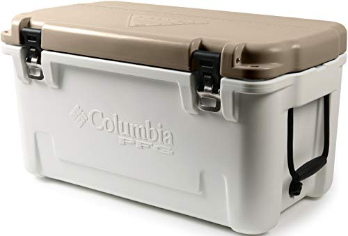 Columbia PFG 25Q High Performance Roto Cooler with Microban Protection, Fossil
