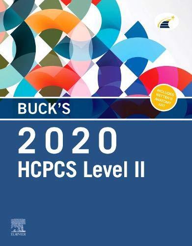 Buck's 2020 HCPCS Level II