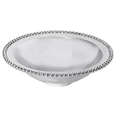 Mariposa 608 Pearled Serving Bowl