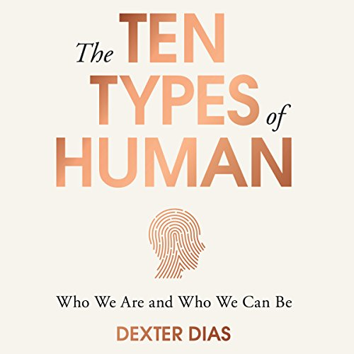 The Ten Types of Human audiobook cover art