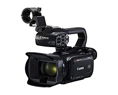 Canon XA45 Professional Video Camcorder, Black from Canon