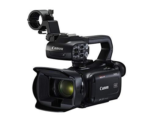 Canon XA45 Professional Video Camcorder, Black