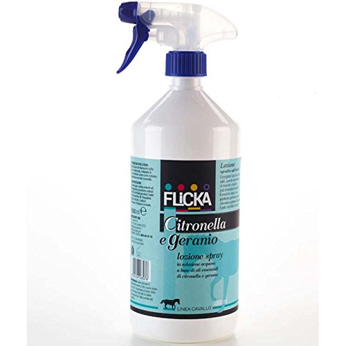 FLICKA Insecticida citronela y geranio, 1 l