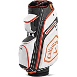 Callaway Bags Golf Chev 14+ Sac Chariot 2020 Adulte Unisexe, Blanc/Charbon, Taille Unique