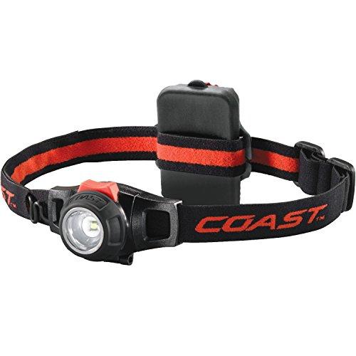 kraftmax Coast HL7 - Fokussierbare LED Kopflampe/Hochleistungs Stirnlampe