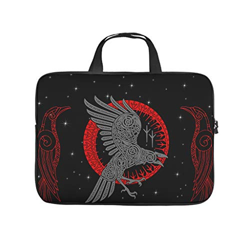 Standard Viking Ravens Laptop Bags Classic Lightweight - Laptop Protection Suitable for School