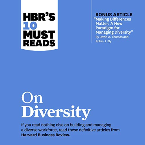 HBR's 10 Must Reads on Diversity cover art