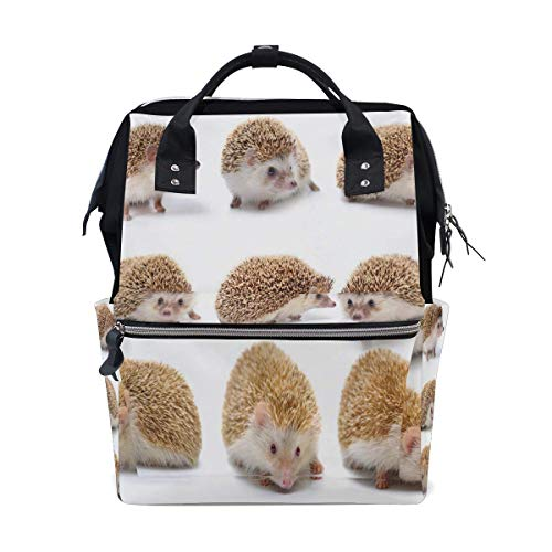 GXGZ Nette Panda Bambus Schule Rucksack Bookbag Reise Schulter Stilvolle große Kapazität Wickeltaschen