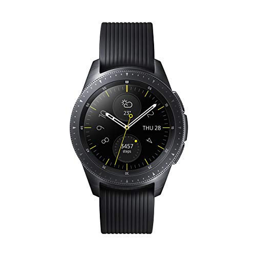 Samsung Galaxy Watch - Reloj Inteligente, LTE - Movistar & Orange, Negro, 42 mm- Version española