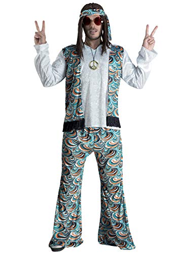 chiber - Disfraz Hippy
