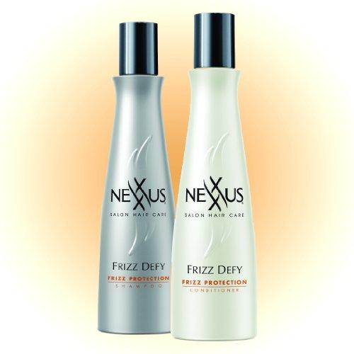 NEXXUS Frizz Defy Shampoo & Conditioner 13.5oz DUO