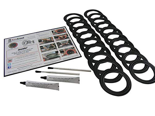 Cloth Edge Repair Kit Compatible with Bose 901, Bose 802, CLSK-4.5B