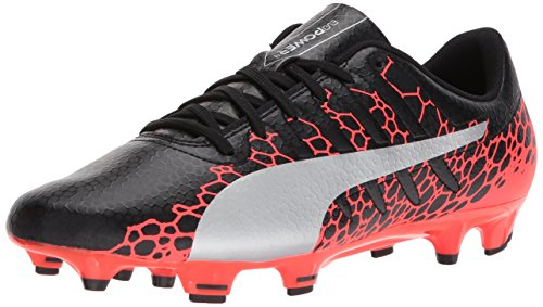 PUMA Men's Evopower Vigor 4 Graphic FG Soccer Shoe