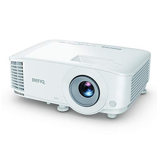 BenQ XGA Business & Education Projector MX560P, DLP, 4000 Lumens High Brightness, 22000:1 High Contrast Ratio, Dual HDMI, Upto 15000 hrs Extra-Long Lamp Life, 10W Speaker, 3D Capable
