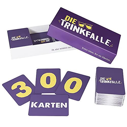 ZENAGAME Das Partyspiel - 300 Verschiedene (und Immer lustige) Karten - Das Beste Neue Party-Kartenspiel - Kartenspiel, Fun Games, Scherzartikel