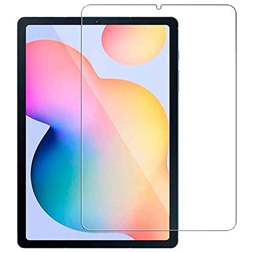 CELZO Tablet Tempered Glass Screenguard Screen Protector for Samsung Galaxy Tab S6 LITE (10.4) (P610/P615) - {Transparent}