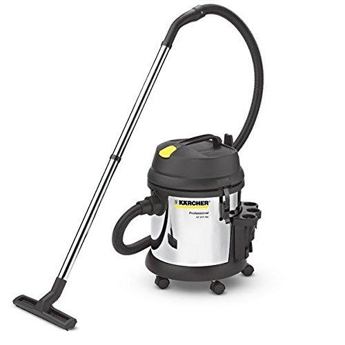 Kärcher Wet and Dry vacuum cleaner NT 27/1 me – vacuums (1380 W, 220 – 240, 50 – 60, 27 l, Metal, 72 dB)