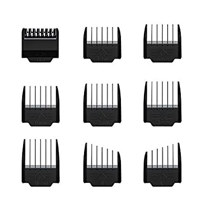 WONER Combs for HC817B/HC818B/HC827B/HC826B from WONER