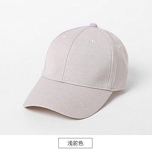 LLZTYM Baseball Cap femme été Sunscreen Sun Cap Outing de plein air Suncap Hip-Hop Headwear Gift Hat