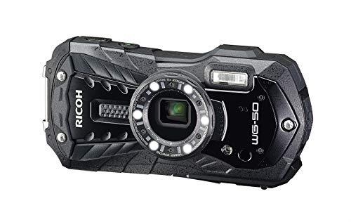 Ricoh WG-50 Noir Analoge Spiegelreflexkameras