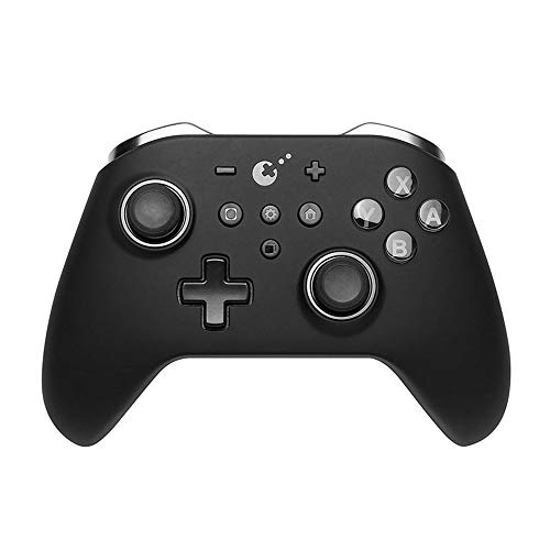 GuliKit Kingkong Pro NS09 Wireless Bluetooth Controller for Nintendo Switch, Windows PC and Android,Gamepad with Joysticks,Auto Pilot Gaming Button(Black)
