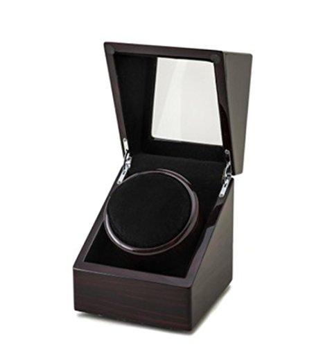 Uhrenbeweger Uhrenbox Uhrenkasten Uhrendreher Watch Winder Mini Sicherheitsschrank speziell für Schütteltisch, Klavier, Lack, fünf Modell Drehtisch Box entwickelt. (Color : 1+0D)