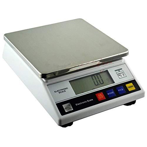 7.5kg Capacity Counting Digitale elektronische weegschaal, commerciële winkel Platform precisie schaal Weighing Industrial Balance Scales