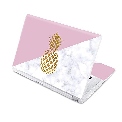 """MightySkins Skin for Acer Chromebook 15 15.6"""" (2017) - Pretty Pineapple 