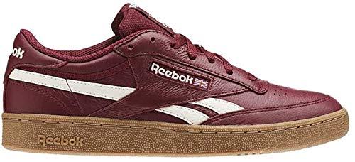Reebok CN3439 Revenge Plus- Sneaker Unisex (38- - Rustic Wine)