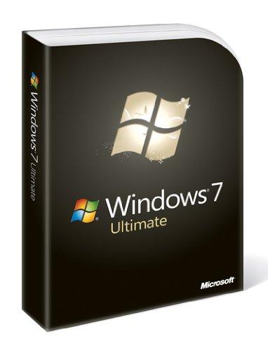 Windows 7 Ultimate 32/64 Bit deutsch [import allemand]