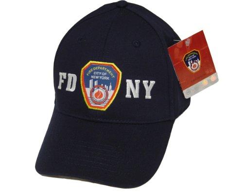 Anti Crime Security Inc. Herren Baseball Cap Blau Marineblau