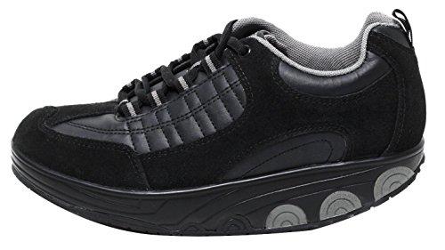 Dynamic24 Damen Schuhe mit Spezial Rundsohle Gondelsohle Gr. 37–40 Freizeitschuhe Komfortschuhe Outdoor Walking Schuhe Sale Sommerschuhe (39 EU)