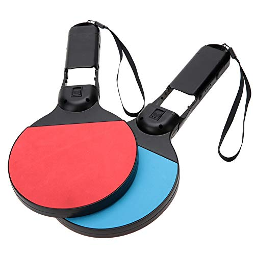 Table Tennis Racket and Ping Pong Paddle Set Indoor Outdoor Training Racquet Kit with Portable Cover Case Bag Professional Game Balls Best Gift for Children