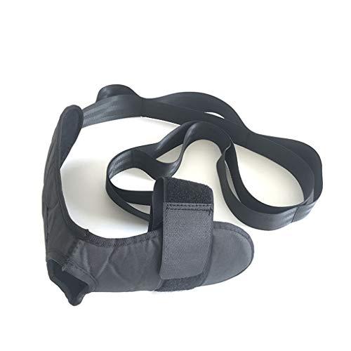 KOUJING Correa de yoga, correa de múltiples bucles, correa elástica de yoga, correa elástica no elástica para P