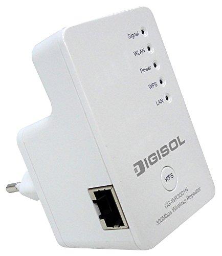 Digisol DG-WR3001N Wireless Range Extender