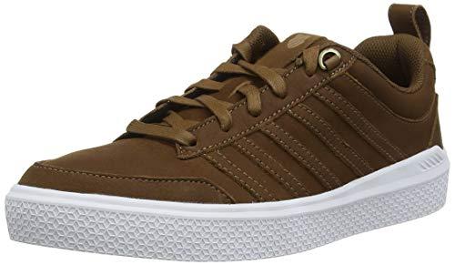 K-Swiss Herren Devyn P Sneaker, Braun (Barrel Brown 248), 41 EU
