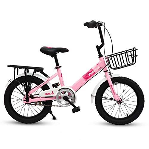 ZGQA-GQA De los niños de Bicicletas de 16 Pulgadas Primaria Y Secundaria Coche 6-8-9-10-12 Años de Edad Masculino Y Femenino niños Bicicleta Deportes niños Bicicleta Dar a los niños c