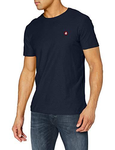 Jack & Jones Jjestruc SS tee Crew Neck Noos Camiseta para Hombre