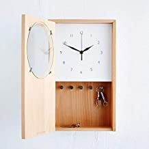 Universal Expert Wood Analog Clock - Wall Clocks