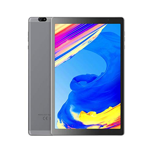 Vankyo MatrixPad S20 10 inch Tablet, Octa-Core Processor, 3GB RAM, 32GB ROM, 8MP Rear Camera, Android 9.0 Pie, IPS HD Display, Bluetooth 5.0, 5G WiFi, GPS, Metal Body, Gray