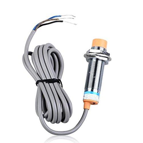 VABNEER LJC18A3-H-Z/BX Interruptores de cable Interruptor de proximidad capacitivo Capacitive Proximity Sensors Switch NPN DC 6-36V 300mA 3 hilos 1-10mm normalmente abiertos