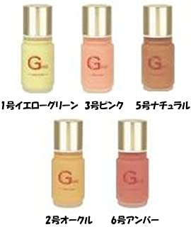 ゴールドファンデーション 基本色 3号 ピンク