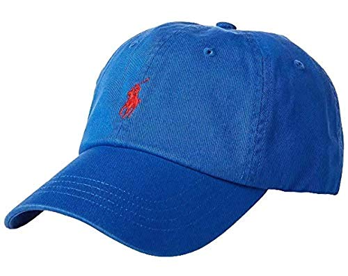 Ralph Lauren - Gorra de béisbol de algodón Chino