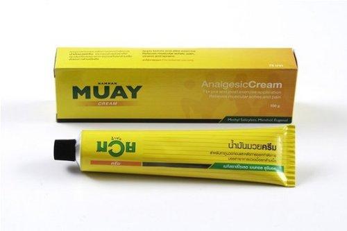Namman Muay Thai Boxing cream, Analgesic Balm Massage Relief Ache